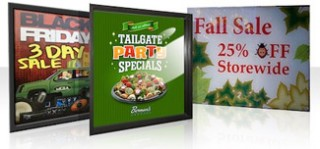 Window Clings Printing - General Guidelines for Window Cling Designs