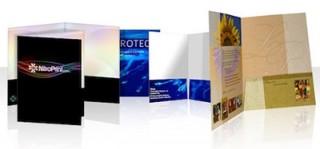 Impress Clients With Custom Designed Pocket Folders